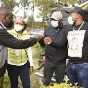 Chaos Reported as Ruto Allied MP Nixon Korir is Chased Away in Nakuru