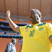 Jomo Sono's Return To Bafana A Nourishing Move For Mzansi's Football Fraternity?