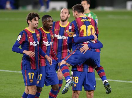 Opinion: Barcelona is the only team in Europe's top 5 leagues who're yet to taste defeat in 2021