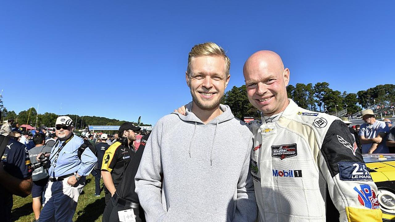 Magnussen: Tricky to make father/son Le Mans deal happen now