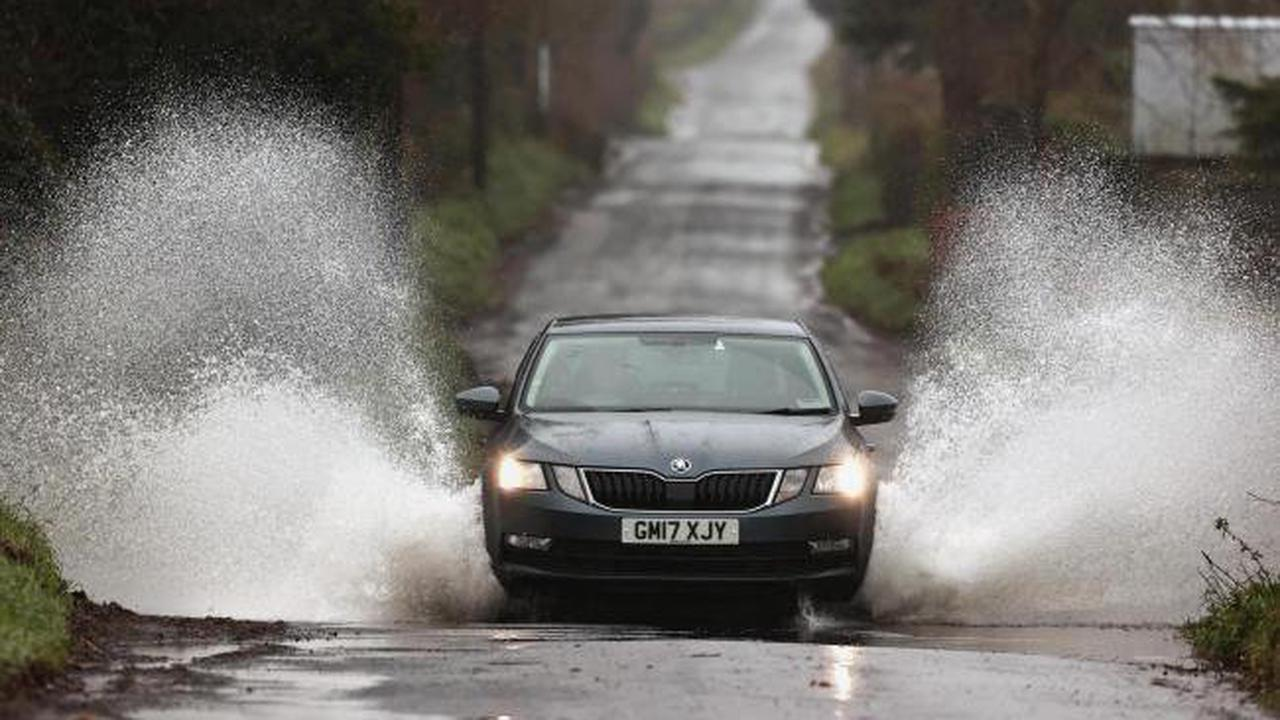 Met Office upgrade Fife weather warning to amber with severe flooding expected
