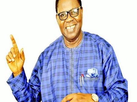 See What Popular Musician Ebenezer Obey Says About His Death Rumors [Photos]
