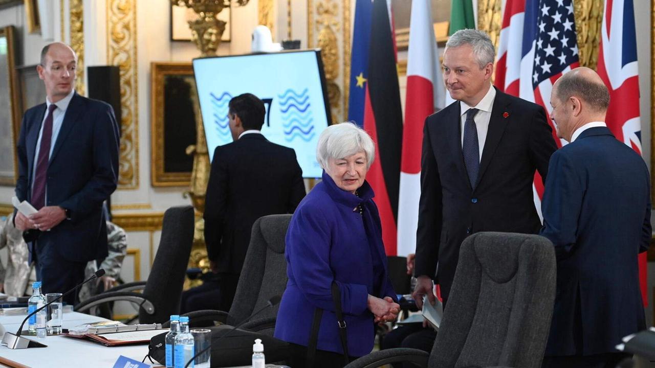 G7-Vereinbarung Großbritannien will Ausnahmen von globaler Mindeststeuer