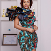 5 Months After Actress Gafah Celebrated 1.6 Million Followers On IG, See Her Recent Photo & Follower