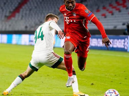 Bayern Munich star sets a new record by becoming the 1st footballer ever to achieve this feat