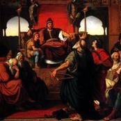 إمبراطور أكل طفليه بعد ذبحهم لينتقم من زوجته.. ولهذا السبب تم قتل كل من شارك في دفنه.. من هو؟