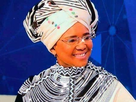OPINION - She Touches Lives Of Many- Farewell Noxolo Grootboom, SABC TV Screens Will No Longer Be Same