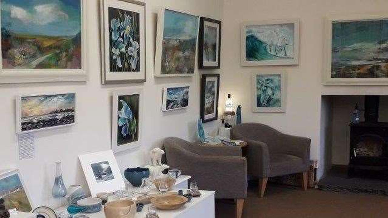 Autumn art exhibition opens at north-east gallery