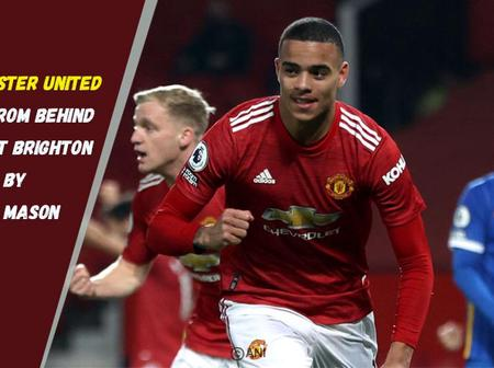Mason Greenwood gave his boss a great joy. See what Ole said about Greenwood.