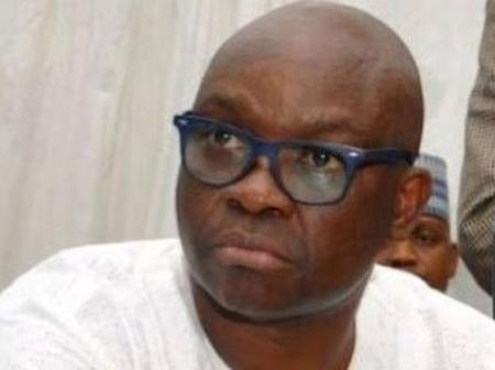 Former Ekiti State Governor Escapes Gun Shots At Party's Congress