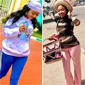 Biography And Stunning Pictures Of A Kannywood Beauty Queen, Maryam KK.