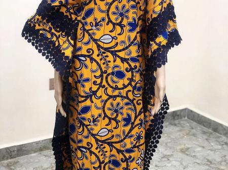 See How You Can Slay Your Khaftan And Boubou With Different Kinds Of Fabrics