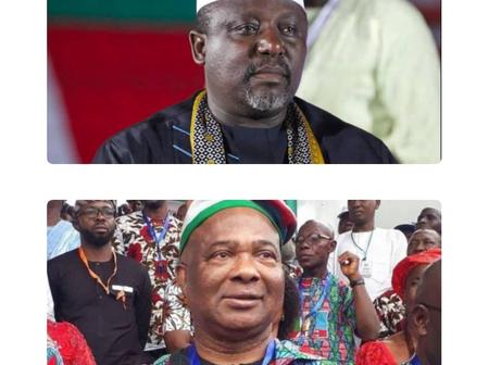 48 Hours For Rochas To Apologise To Uzodinma And Imo People, Or Else Face The Consequences Of OPOCA