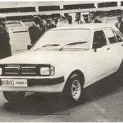 See How Nyayo Kenyan Made Cars Looked Like