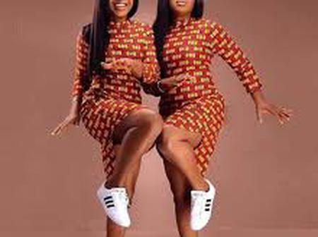 Adorable Photos of Nollywood Twin Actress The Aneke's
