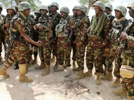 Do Kenya Defense Forces Recruits Receive Payment During Training Period?
