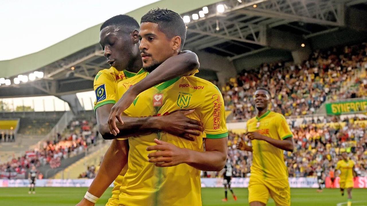 FC Nantes. L'attaque avec Antoine Kombouaré, une fructueuse association
