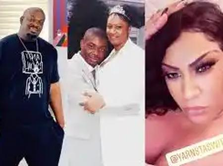 After Don Jazzy's Ex-wife, Michelle Read Reactions, She Speaks