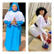 After Dressing Like A Reverend Sister, See Slaying Pictures Of Nollywood Movie Maker, Gorgina Ibeh