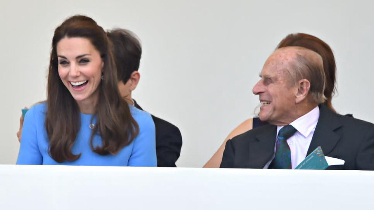 William hails duke's kindness to Kate and presence during 'hardest days'