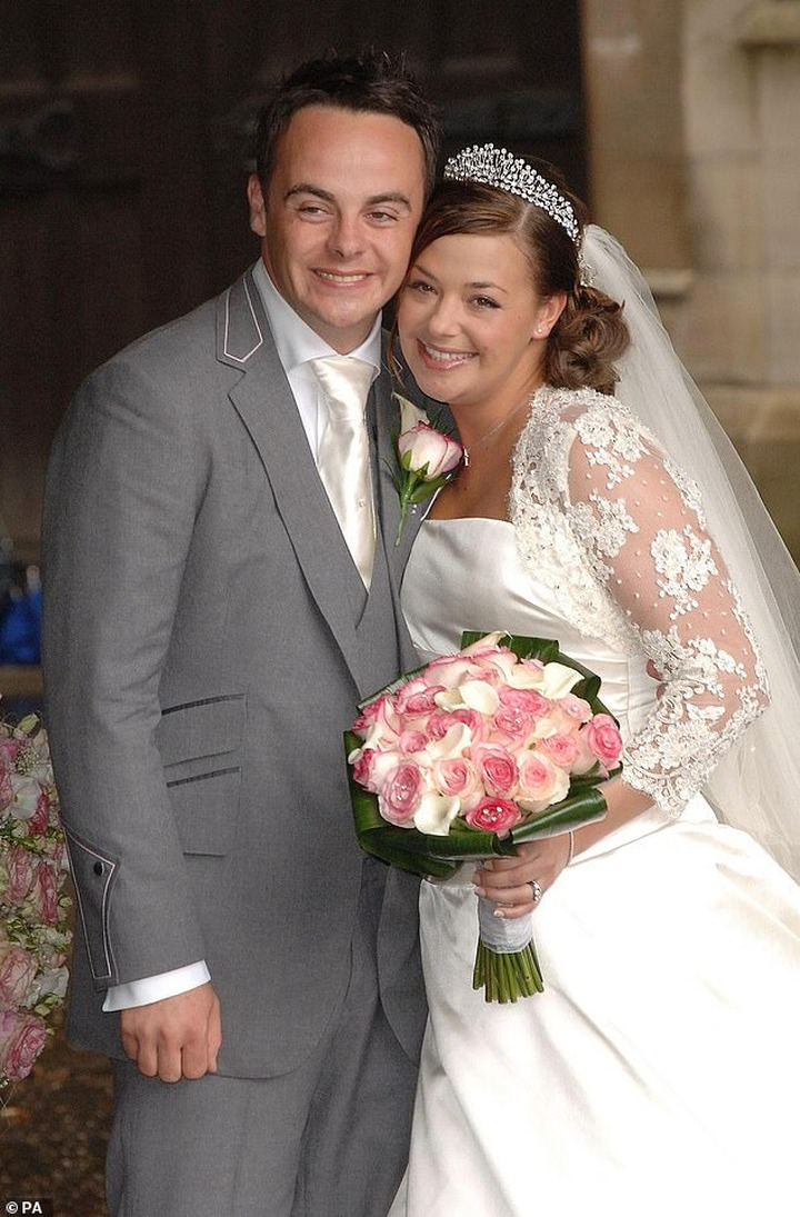 Lisa Armstrong leaves her ex-husband Ant McPartlin
