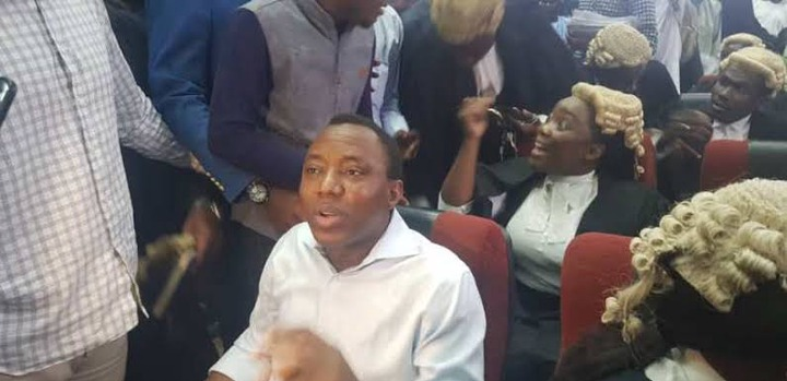 TRENDING: Nigerians react to fresh court order to release Sowore from SSS custody within 24hrs #FreesoworeNow