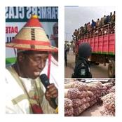 Miyetti Allah & Fulanis Don't Own Farms, Middle Belt Is Nigeria's Food Basket- Twitter User.
