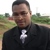 Meet The Man Behind The Success Of Some Students In Anambra State.