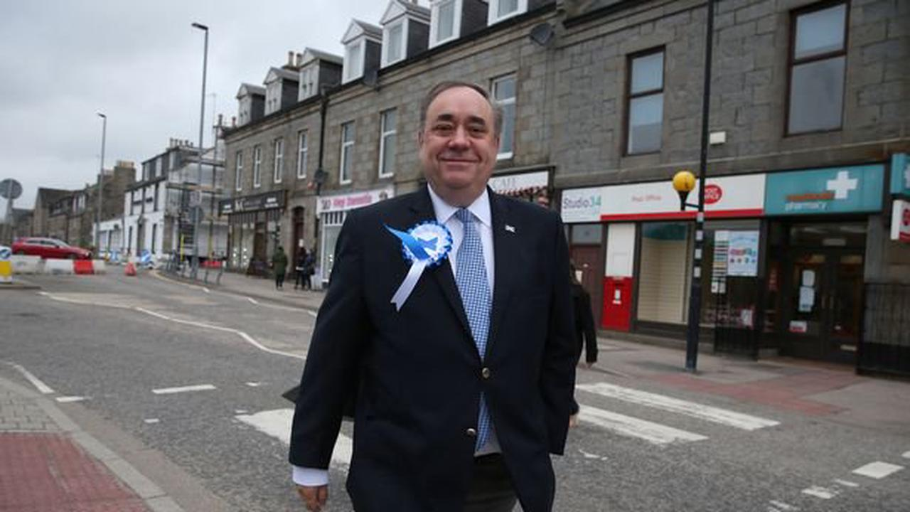 Alex Salmond becomes leader of Alba party again after accepting nomination