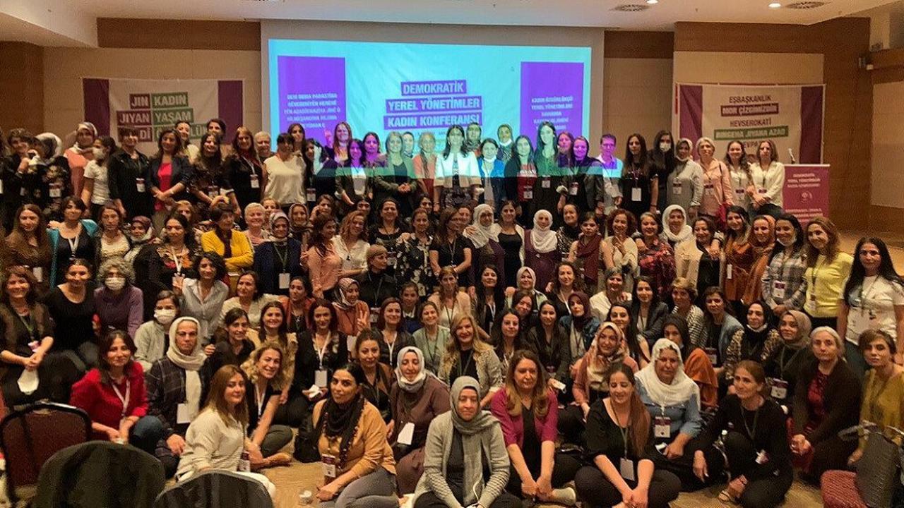 HDP-Konferenz: Frauen in der Kommunalverwaltung