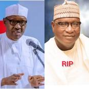 Hours After Shekwo's Murder, Buhari Gave An Important Message, See What He said That Got Reactions