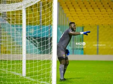 Richard Attah exposes Hearts of Oak goalkeepers trainer