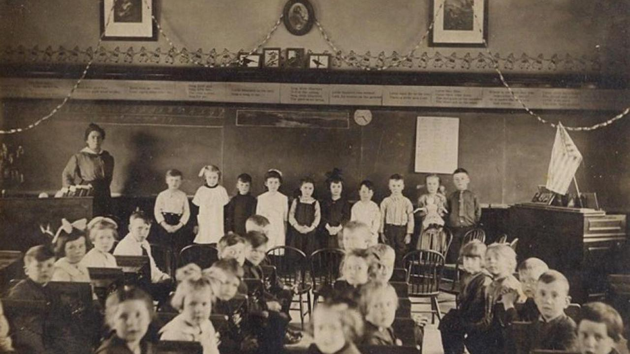 Vintage Photos of Stockbridge, 1900-1950