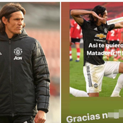 Social media reacts to Cavani's post related to racial discrimination
