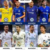 Apart from Hazard and Courtois, See Other Great Players That Have Played for Real Madrid and Chelsea