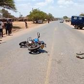 Makueni: Motorist Rider Killed in a Tragic Road Accident