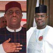 See reactions as FFK claims that the Middle belt is part of the six geopolitical zones in Nigeria.