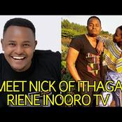 Nick of Ithaga Riene; age, education, career and girlfriend
