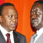 I Have Been Advising President Uhuru but he Doesn't Heed to Such - Raila Odinga