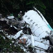 A Plane Carrying Six Occupants Have Crashed While On Takeoff