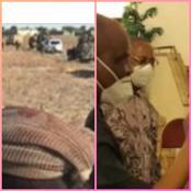 Today's Headline: Wike meets with Saraki, Bandits attack military base in Katsina.