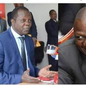 Jubilee Secretary General Raphael Tuju Clears the Air on Alleged Fallout With DP Ruto