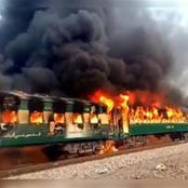 قصة| احترق القطار الذي كان يركبه لكنه نجا لتطلب منه زوجته الاختفاء والتظاهر بالموت ويقرر هذا الأمر