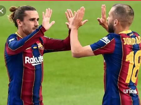 SPANISH LA LIGA: How Barcelona could line up against Getafe.