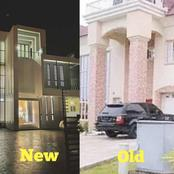 Don Jazzy's old vs new house, which one is more beautiful? (Photos)
