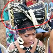 Checkout Massive Reactions Over The Hairstyle A Lady Posted On Internet