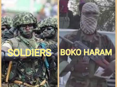 Boko Haram Insurgents Clash With Nigerian Army In Maiduguri Shoot Out