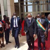 Sénat - ouverture de la session ordinaire à Yamoussoukro: Patrick Achi - Ahoussou Jeannot, un symbole ?