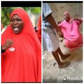 Aisha Yesufu Fumes As Men Brutally Flog Hijab-Wearing Women In Viral Video