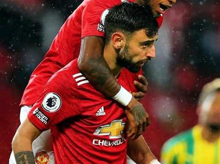 Bruno Fernandes leads Man Utd 0ast West Brom, see where United are now in the table